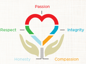 Eidyn Care Core Values