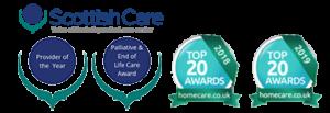 Scottish Care awards