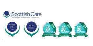 Eidyn Care award winning services