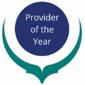 Provider of the year award
