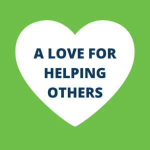 Eidyn Care a Love for helping others