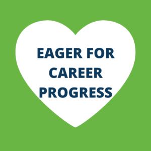 Career progression Eidyn Care Recruitment
