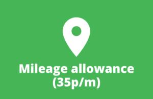 Mileage Allowance 35pm icon
