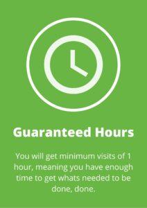 Guaranteed Hours Eidyn care recruitment