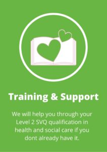 Training & Support from Eidyn Care
