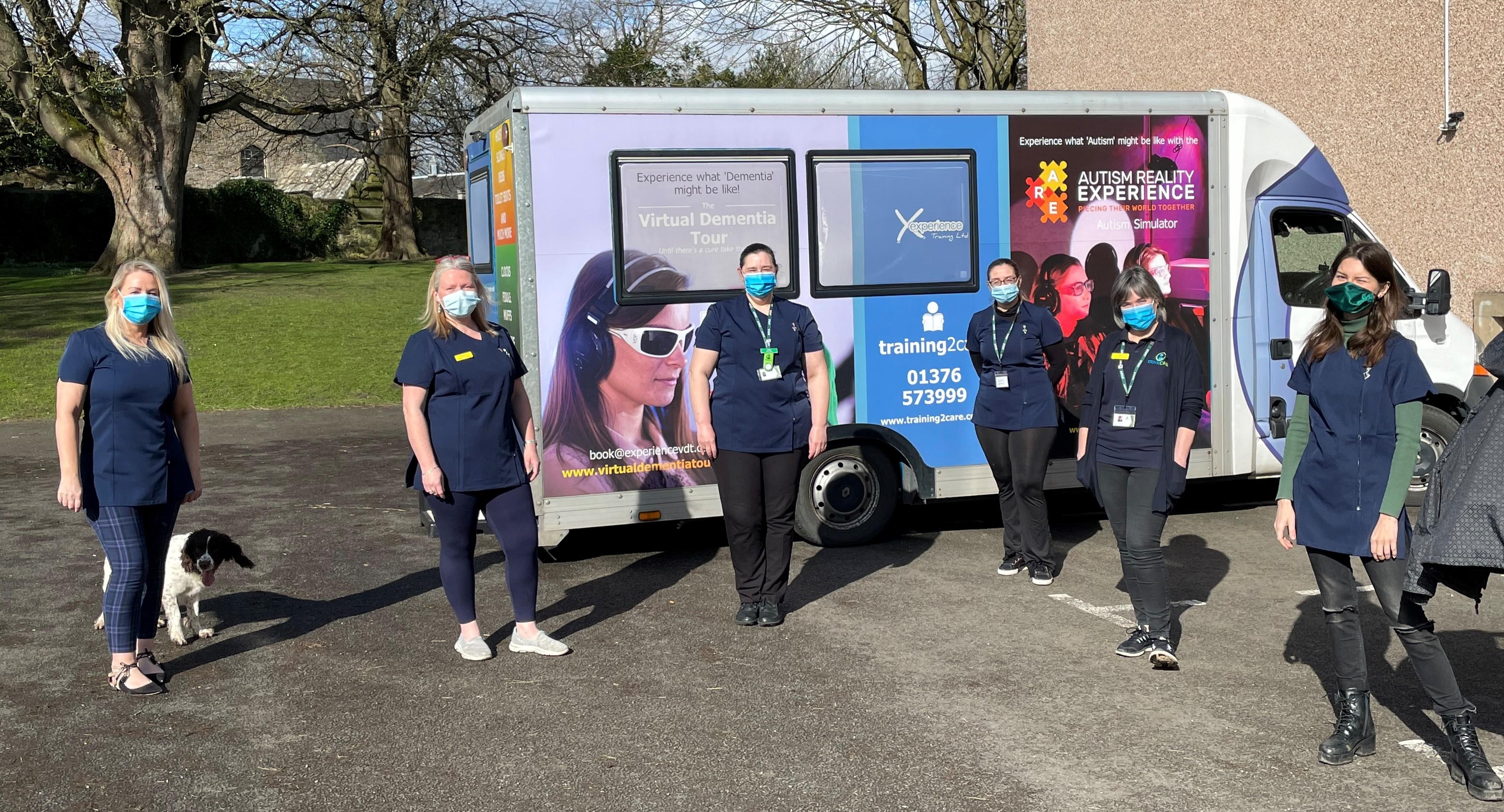 Dementia Training Palliative Care in Eidyn Care Edinburgh