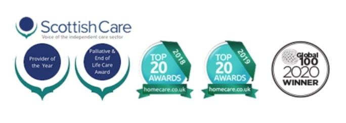 Eidyn Care multiple awards