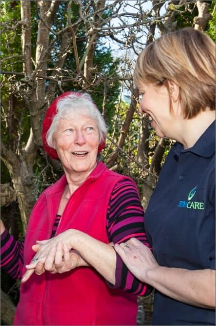 Eidyn Carer and Client